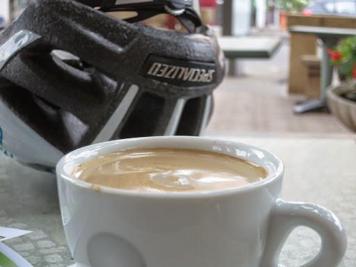 The all important café crème