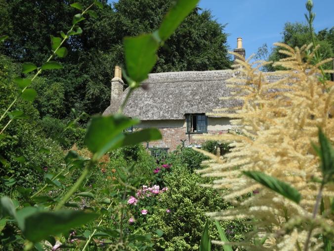 A Dorset Idyll. Thomas Hardy's Cottage