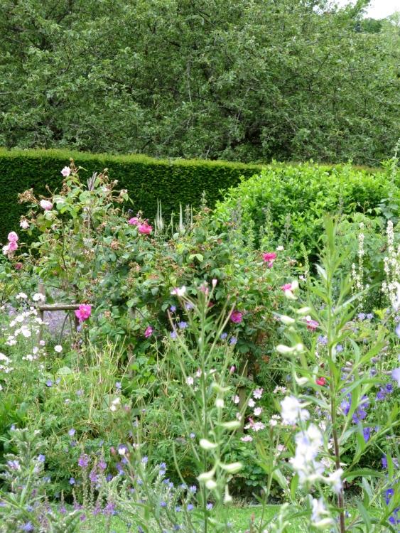 Gilbert White gardens