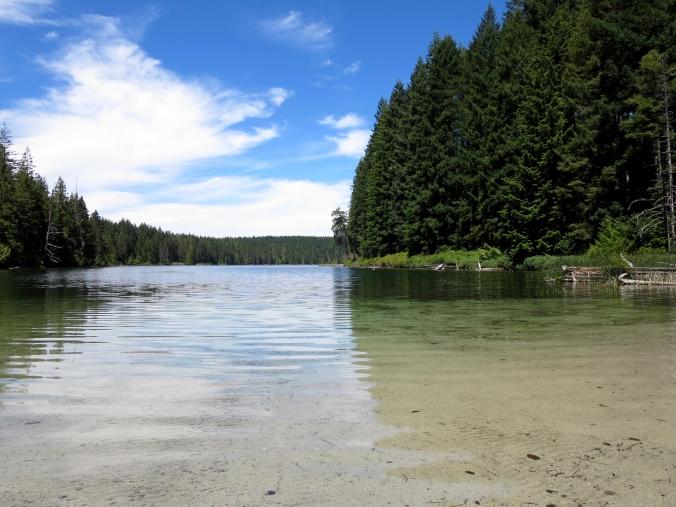 Morte Lake, Quadra Island