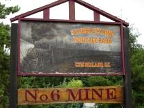 Coal mine, Cumberland