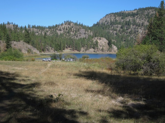 Mahoney Lake